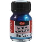 Blue Azure - Viva Decor Precious Metal Color