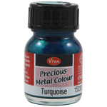 Turquoise - Viva Decor Precious Metal Color