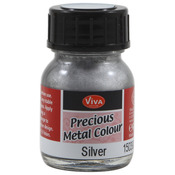 Silver - Viva Decor Precious Metal Color