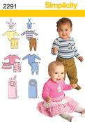 SIMPLICITY BABIES SPORTSWEAR - XXS - XS - S - M - L