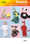1/2-1-2-3-4 - Simplicity Crafts Costumes
