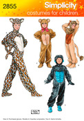 XS,S,M,L - Simplicity Child, Boy And Girl Costumes