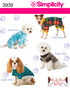 S,M,L - SIMPLICITY DOG CLOTHES_IN THREE SIZES