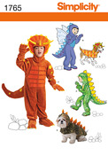 3-4-5-6-7-8 - Child's and Dog Costumes