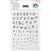 Frumptious Alphabet - Roald Dahl Clear Stamps
