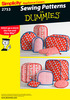 Appliance Covers Pot Holders SIMPLICITY-Appliance Covers, Pot Holders and Mitt Sewing For Dummies Collection
