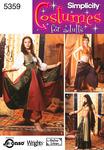 14,16,18,20 - Simplicity Misses' Costumes