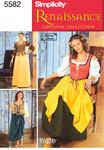 12,14,16,18,20 - Simplicity Misses' Costumes