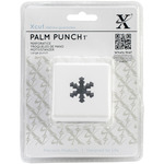 Icy Snowflake - Xcut Large Palm Punch