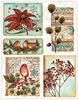 Christmas Song Sticker Sheet - Penny Black