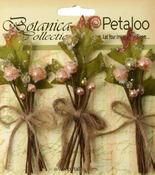 Peach Sugared Berry Clusters - Botanica - Petaloo