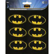 """Batman Insignia 2""""X1"""" 6/Pkg - DC Comics Patch"""
