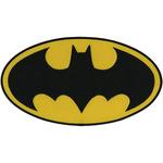"Batman Insignia 10.5""X6"" - DC Comics Patch"