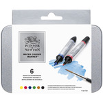 Winsor & Newton Watercolor Marker Set 6/Pkg