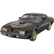 '77 Smokey And The Bandit Firebird 1/25 - Plastic Model Kit