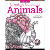 Creative Coloring: Animals - Design Originals