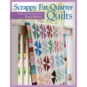 Scrappy Fat Quarter Quilts - That Patchwork Place