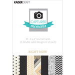 Right Now Captured Moments Double - Sided 4 x 6 Cards - KaiserCraft