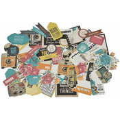 Close Up! Collectables Cardstock Die - Cuts - KaiserCraft