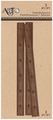 Mini Decorative Wooden Rulers - Art C