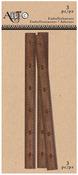 Mini Decorative Wooden Rulers - Art C