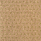 Gold Glitter On Burlap Sheet - DIY Shop 2 - American Crafts