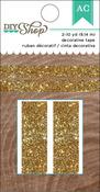 Gold Glitter Tape - DIY Shop 2 - American Crafts