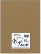 Grocers Kraft 8.5 x 11 Paper Accents Cardstock 25 Pkg