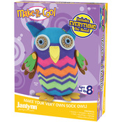 Olive The Owl Sock Animal Kit-