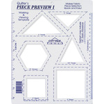 "8.5""X11"" - Piece Preview I"