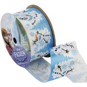 Olaf Snowy Frozen Ribbon