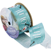 Olaf Name Frozen Ribbon