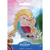 Sisters - Disney Frozen Iron-On Applique