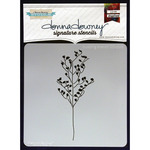 Budding Branch - Donna Downey Signature Stencils