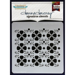 Happy Flowers - Donna Downey Signature Stencils