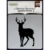 Deer In Headlight - Donna Downey Signature Stencils