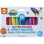 Glitter - Dough Set 12pc