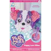 Puppy Love Pillow - PlushCraft (R) Puppy Love Pillow Kit
