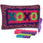 XOXO Pillow - PlushCraft (R) XOXO Pillow Kit