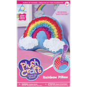 Rainbow Pillow - PlushCraft (R) Rainbow Pillow Kit