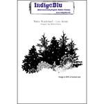 Winter Wonderland - IndigoBlu Cling Mounted Stamp