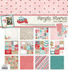 Hugs & Kisses Collection Kit - Simple Stories