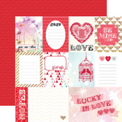 Love This Paper - Lucky In Love - Echo Park