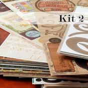 Bo Bunny Bundle Variety Pack - Kit 2