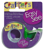Green Easy See Removable Craft Tape - Lee Products