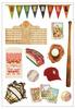 Vintage Baseball Foam Stickers - Momenta