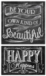 Be Your Own Kind Chalk Talk Stickers - Mrs. Grossman's