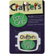 Clear - Crafter's Easy Grip Fingertip Grip Enhancer