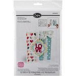 Charming Frame Flip - Its Card - Sizzix Framelits Dies