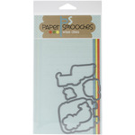 Santa Paws - Paper Smooches Die